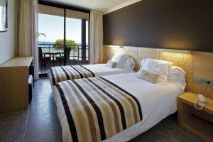 Hotel playero con encanto en Girona