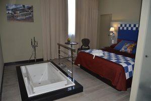 hotel temático con encanto en Toledo