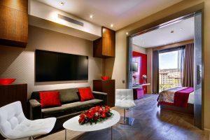 exclusivo hotel romántico en Barcelona