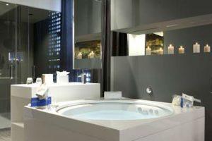 encantador hotel a todo lujo en Barcelona