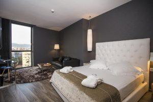 Moderno hotel con encanto en Barcelona