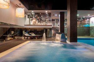 lujoso hotel en el corazón de Madrid