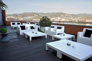 buen hotel romántico en Barcelona
