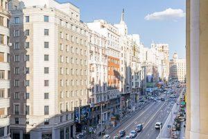 Hotel con estilo centro de Madrid