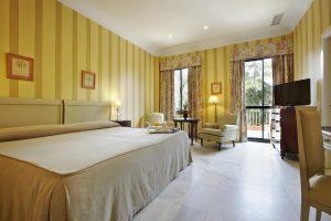 exclusivo hotel con encanto en el centro de Jerez